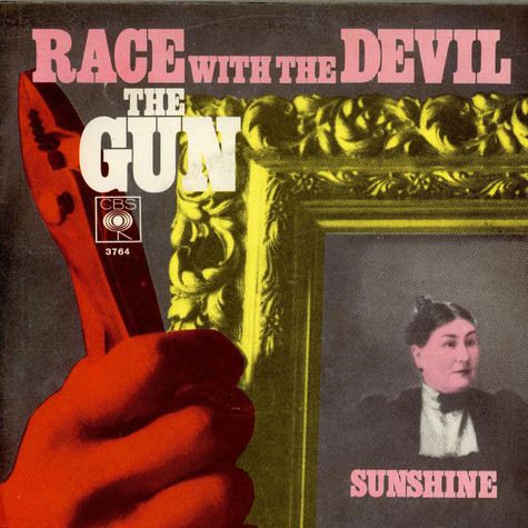 Gun, The - Race With The Devil