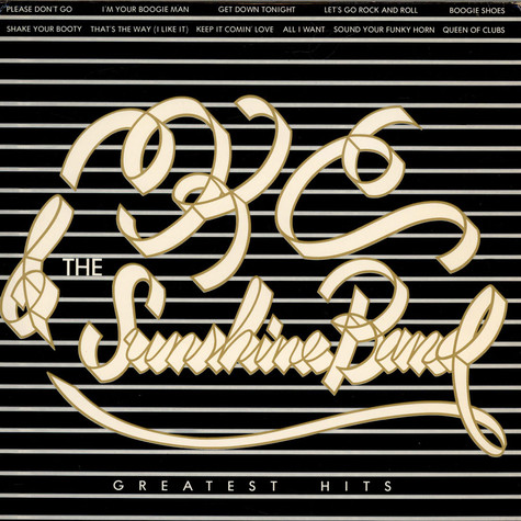 KC & The Sunshine Band - Greatest Hits