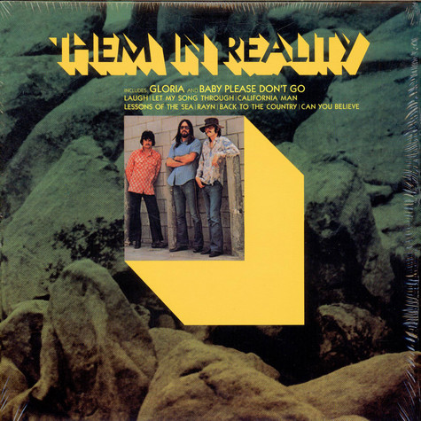 Them - Them In Reality