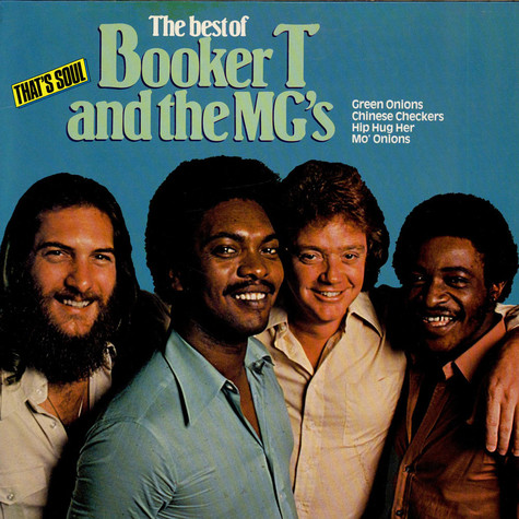 Booker T & The MG's - The Best Of Booker T And The MG's