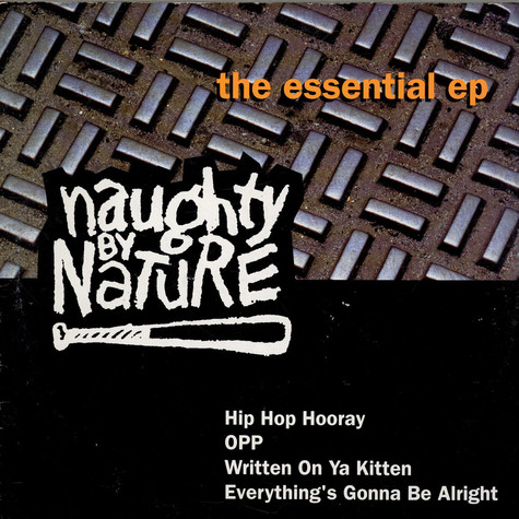 Naughty By Nature - The Essential EP