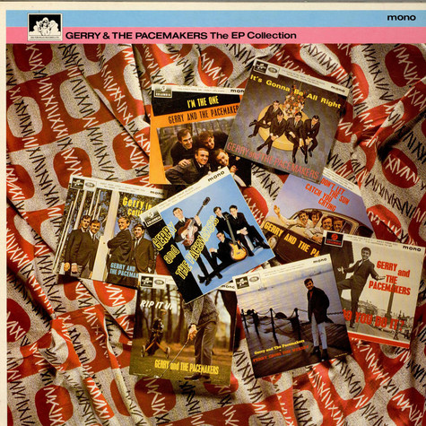 Gerry & The Pacemakers - The EP Collection
