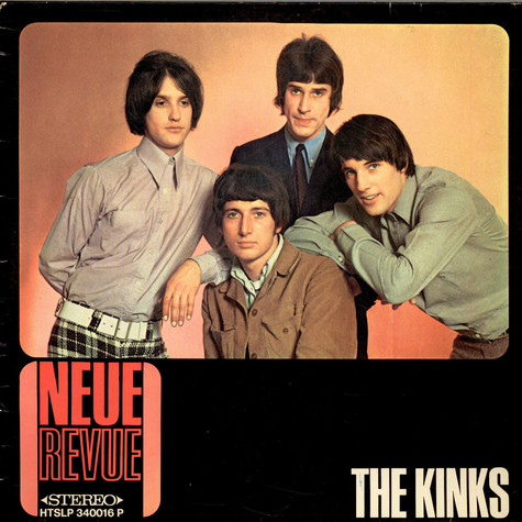 Kinks, The - Die Neue Kinks Revue