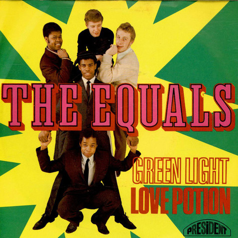 Equals, The - Green Light / Love Potion