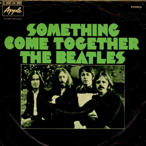 Beatles, The - Something / Come Together