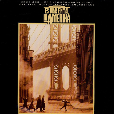 Ennio Morricone - OST Once Upon A Time In America