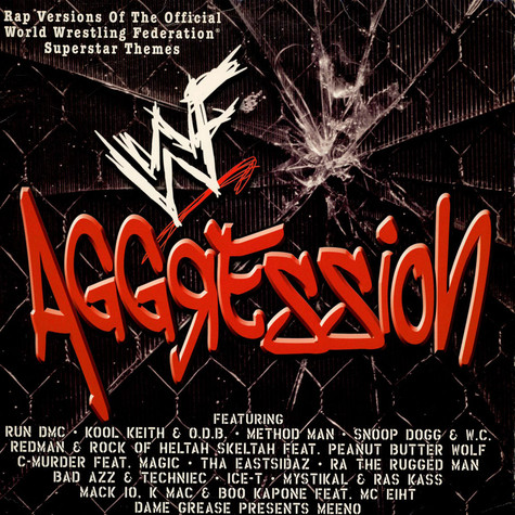 V.A. - WWF Aggression