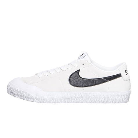 cheaper 2091e 9cb95 Nike SB. Air Zoom Blazer Low XT (Summit White   Black   White   Gum Light  Brown)