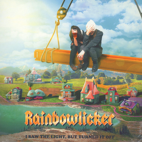 Rainbowlicker - I Saw The Light But Turned It Off Baby Pink Vinyl Edition