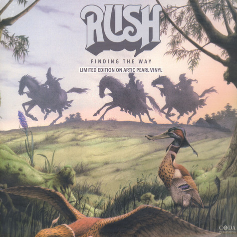 Rush - Finding The Way