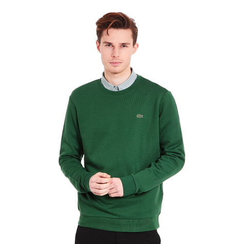 Lacoste - Embroidered Crocodile Sweater