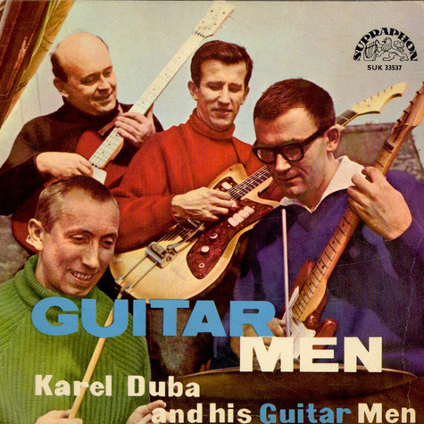 Karel Duba Orchestra - Guitar Men