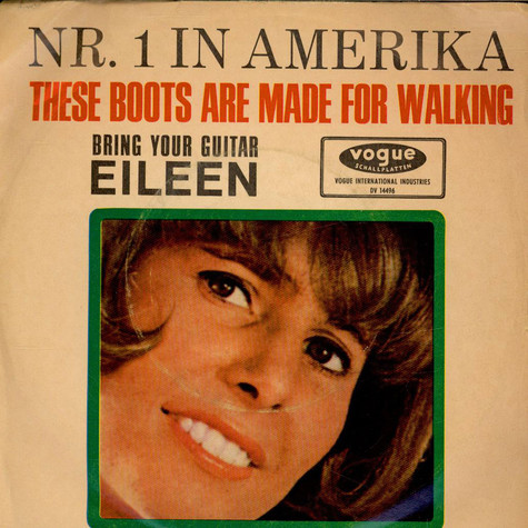 Eileen - These Boots Are Made For Walking