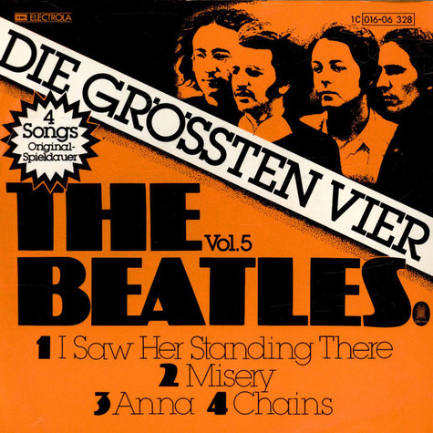 Beatles, The - Die Grössten Vier Vol. 5