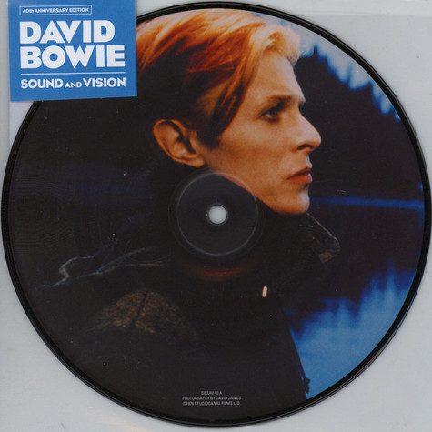 David Bowie - Sound & Vision 40th Anniversary Edition