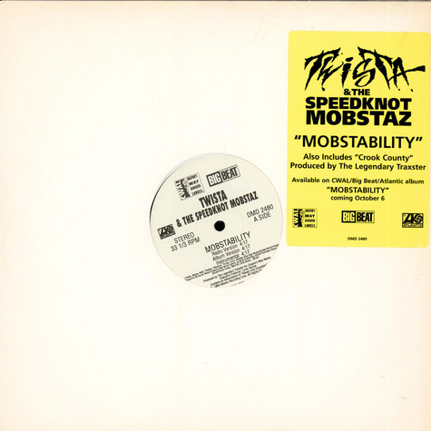Twista & The Speed Knot Mobsters - Mobstability