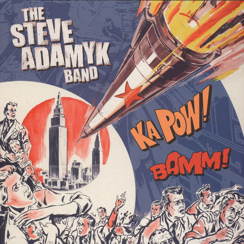 Steve Adamyk Band - The Steve Adamyk Band