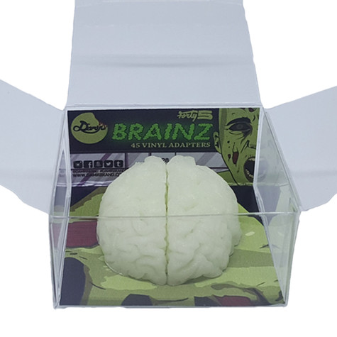 "Damir Brand - Forty5 ""Brainz"" Glow In The Dark Adapter"