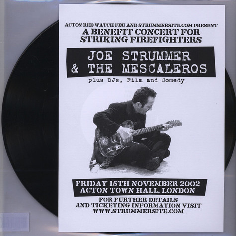 Joe Strummer & The Mescaleros - Live At Acton