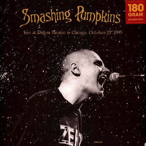Smashing Pumpkins - Live at Riviera Theatre in Chicago October 23th 1995