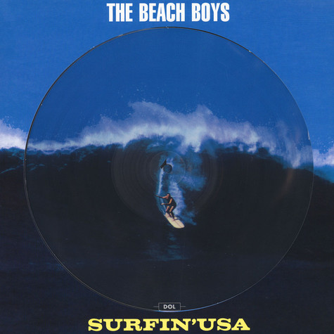 Beach Boys, The - Surfin USA (Stereo & Mono) Picture Disc Edition