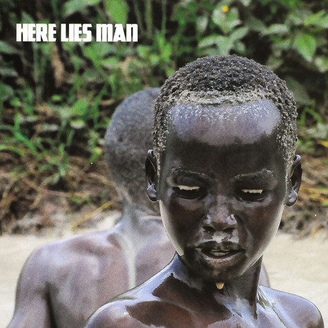 Here Lies Man - Here Lies Man Black Vinyl Edition