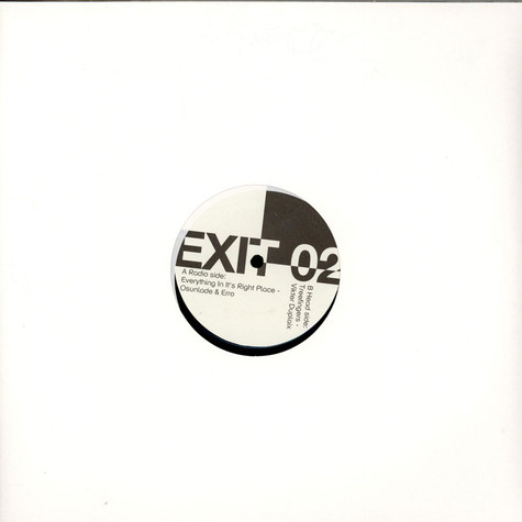 Osunlade / Vikter Duplaix - Everything In Its Right Place