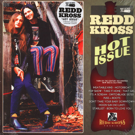 Redd Kross - Hot Issue