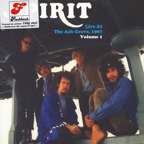 Spirit - Live At The Ash Grove, 1967 Volume 1
