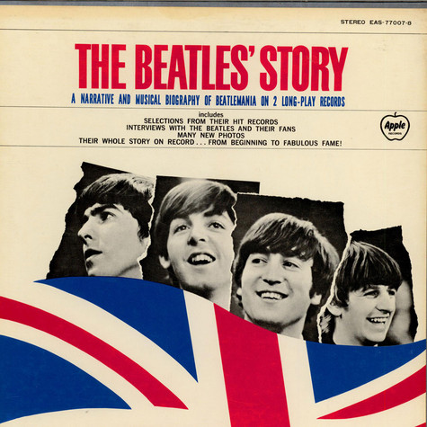 Beatles, The - The Beatles' Story