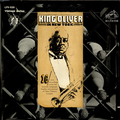 King Oliver & His Orchestra - King Oliver In New York