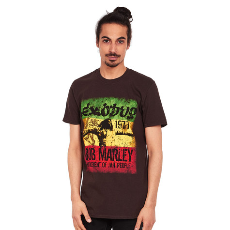 Bob Marley - Exodus Movement T-Shirt