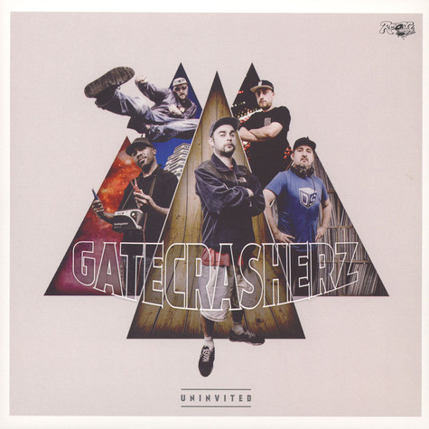 Gatecrasherz - Uninvited