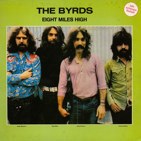 Byrds, The - Eight Miles High