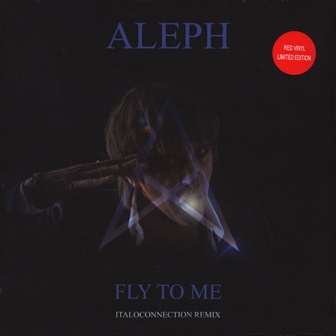 Aleph - Fly To Me Red Vinyl Edition