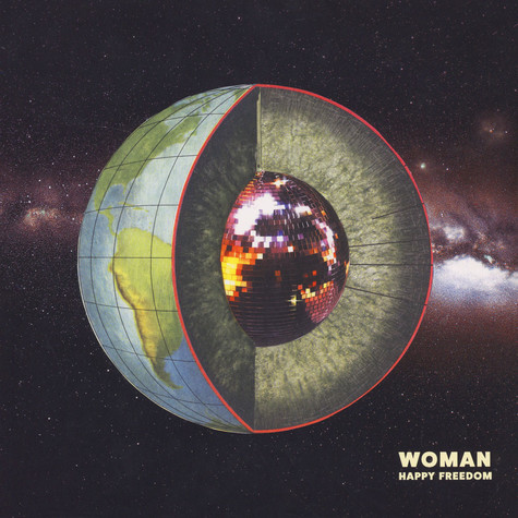 WOMAN - Happy Freedom