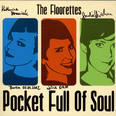 Floorettes, The - Pocket Full Of Soul