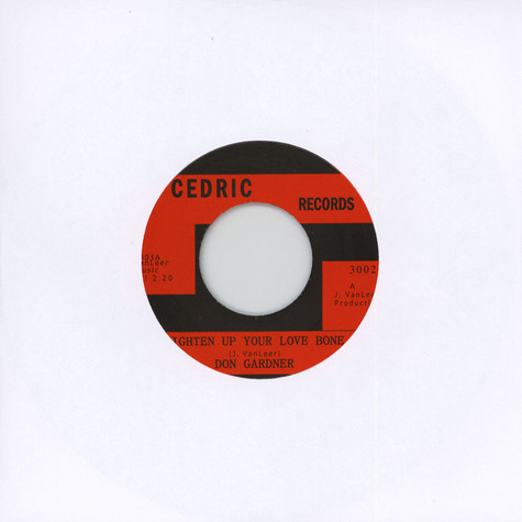 Don Gardner - Tighten Up Your Love Bone