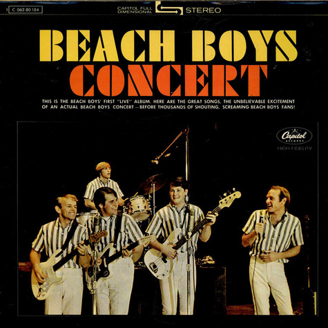 Beach Boys, The - Concert