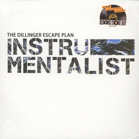 Dillinger Escape Plan, The - Intrumentalist