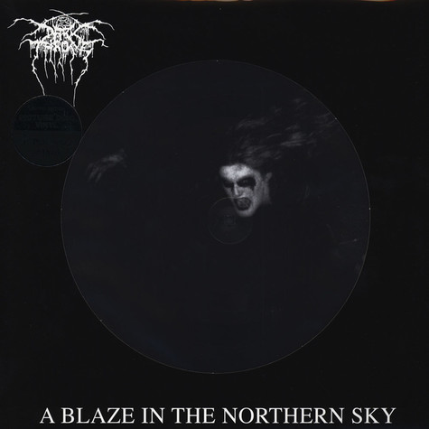 Darkthrone - A Blaze In The Northern Sky Picture Disc Edition