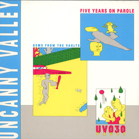 V.A. - Five Years On Parole - Gems From The Vaults