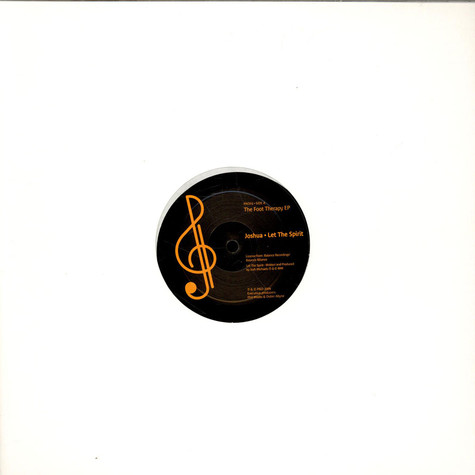 Joshua / Chez Damier / Ron Trent / Abacus - The Foot Therapy EP