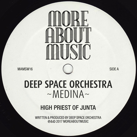 Deep Space Orchestra - Medina