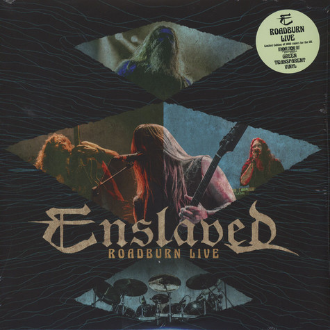 Enslaved - Roadburn Live Green Vinyl Edition