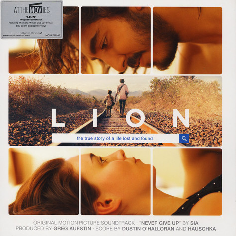 Dustin O'Halloran & Hauschka - OST Lion Black Vinyl Edition