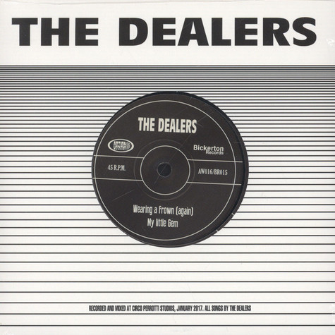 Dealers, The - Turning Upside Down