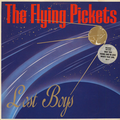 Flying Pickets, The - Lost Boys