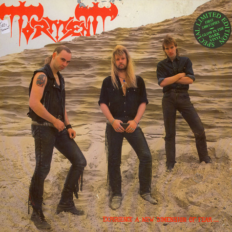 Torment - Experience A New Dimension Of Fear...