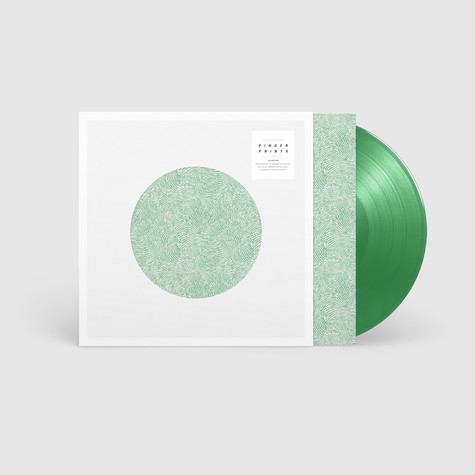 Isaac Haze - Fingerprints Volume 1 Green Vinyl Edition